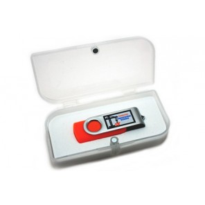 Plastic Clamshell Case